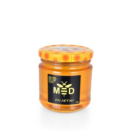 Miód kwiatowy (Cvjetni med) 250 g
