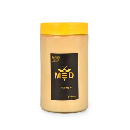 Miód rzepakowy (Med od uljane repice) 950 g (1)