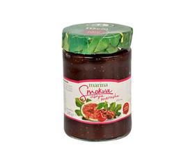 Dżem figowy z wiśnią maraską (Džem od suhe smokve i višnje maraske) 240 g