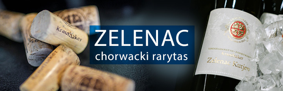 ZELENAC - chorwacki rarytas