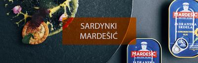 Adriatyckie sardynki